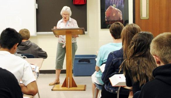 Retiring Teachers FRYE