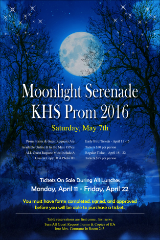 Prom Poster Image